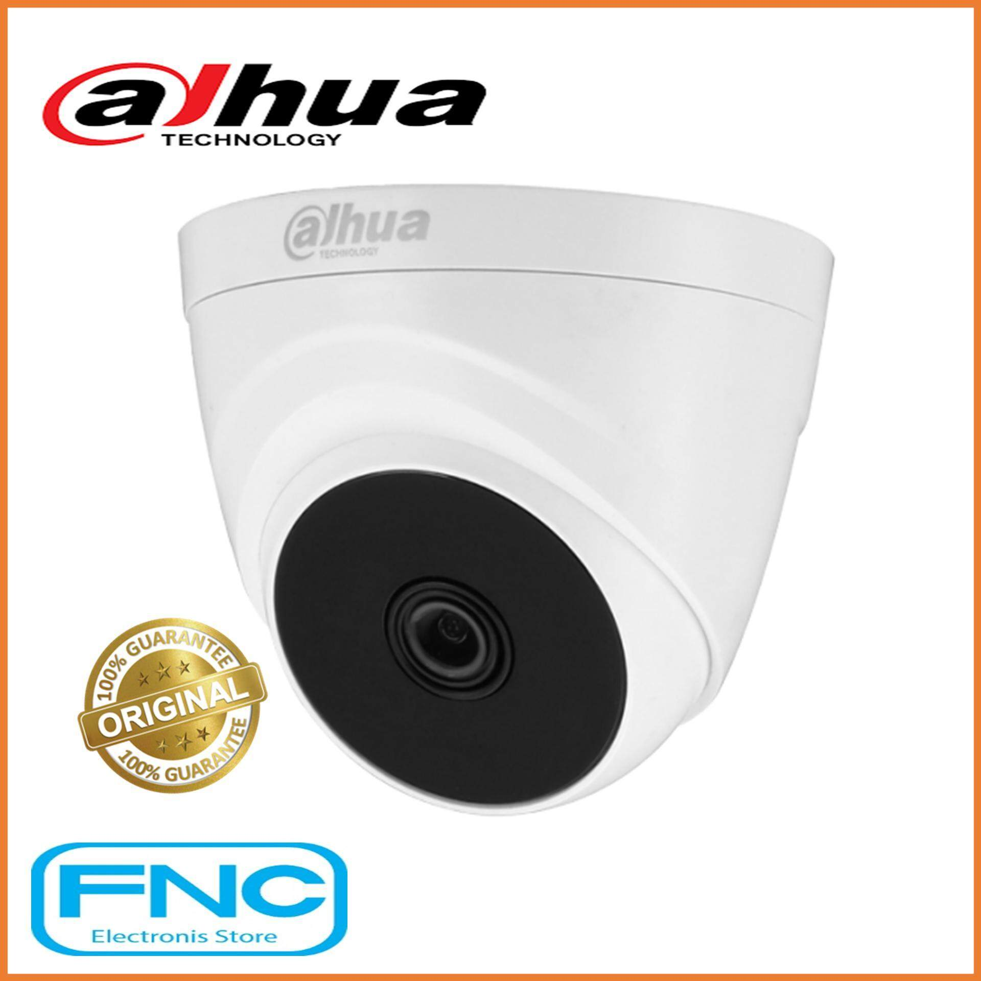 Dahua Hac-T1a21 Analog 2mp 1080p Hdcvi Ir Eyeball Full Hd Dome Camera By Fnc Electronics Store.