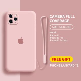 Ốp Lưng Silicone Mềm Ybds, Vỏ Bảo Vệ Toàn Bộ Điện Thoại, Chống Sốc Và Chống Vỡ, Silicon Mềm Cho Iphone 7 7Plus 8 8 Plus 6 6S SE 2020 camera Bảo Vệ Lỗ Chính Xác thumbnail