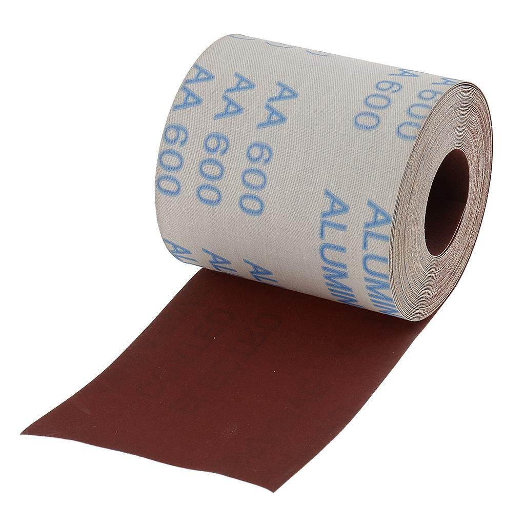 Blesiya 10 metersx100mm Emery Cloth Roll Polishing Sandpaper For Grinding Polishing Tools Metalworking Wood Furniture Finishing Tools