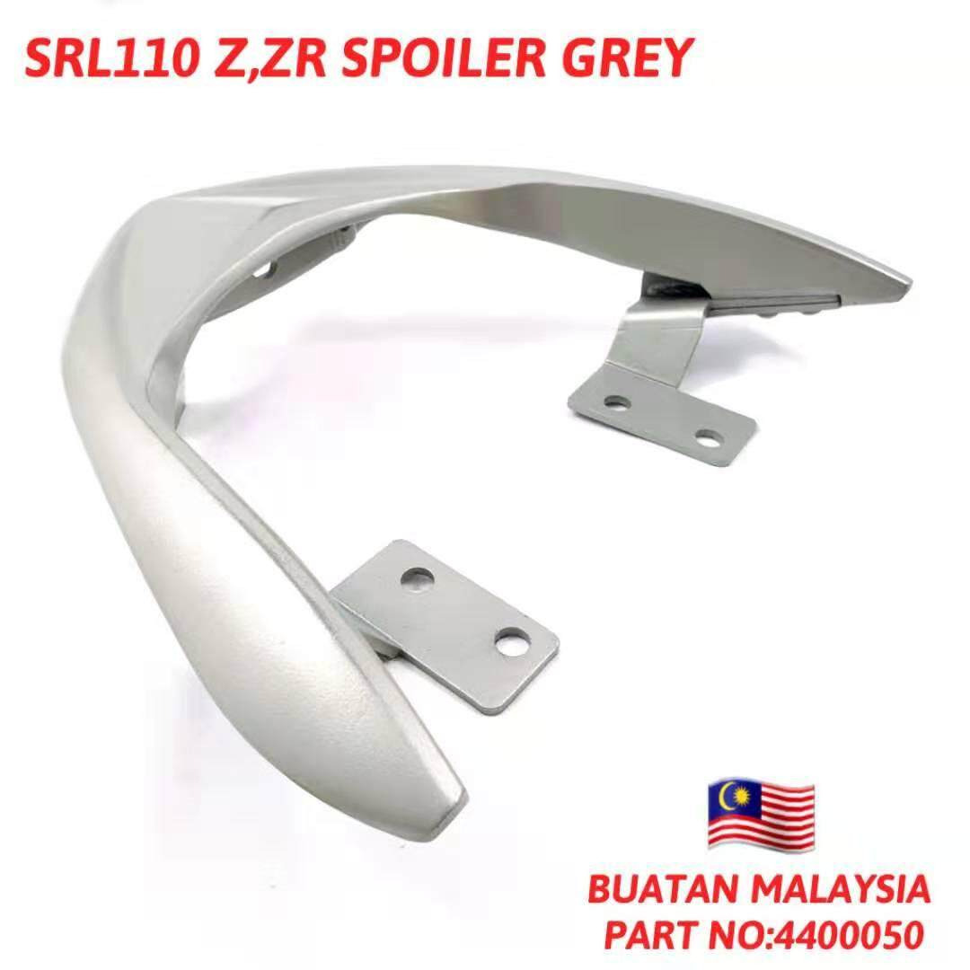"SRL110Z SRL110ZR SPOILER / CARRIER / HANDLE BAR MOTOR YAMAHA COVERSET ""DOTOMOMO"""
