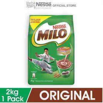 Milo 2kg Carton (6packs) By Lazada Retail Milo.