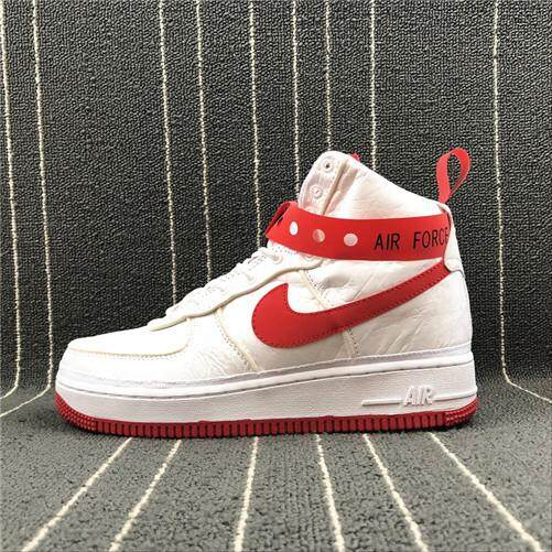 the best attitude fc1d4 5ced3 Nike Official Skateboard Shoes Magic Stick x Air Force 1 HIGHx QS 3M White  Global Sales