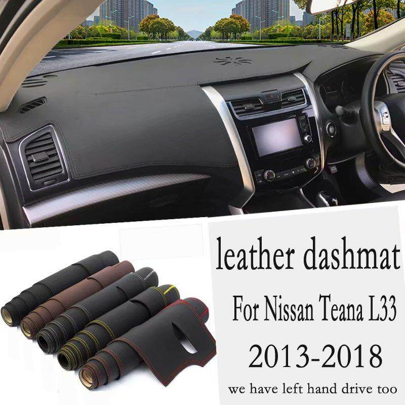 Fit For Nissan Altima Teana 2013-2018 Dash Mat Pad Dashboard Cover Dashmat