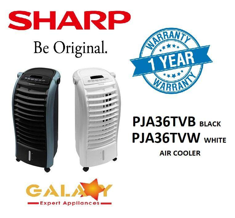 SHARP PJA36TVB / PJA36TVW - 6L AIR COOLER