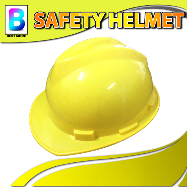 Safety Helmet Yellow (No Sirim)