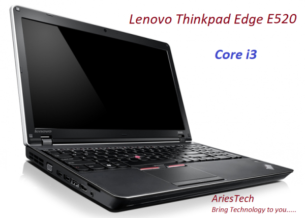 Laptop Intel Core i3 Notebook Intel Core i3 Laptop Lenovo ThinkPad Edge E520 Business Edition 15inch Notebook Refurbish Malaysia