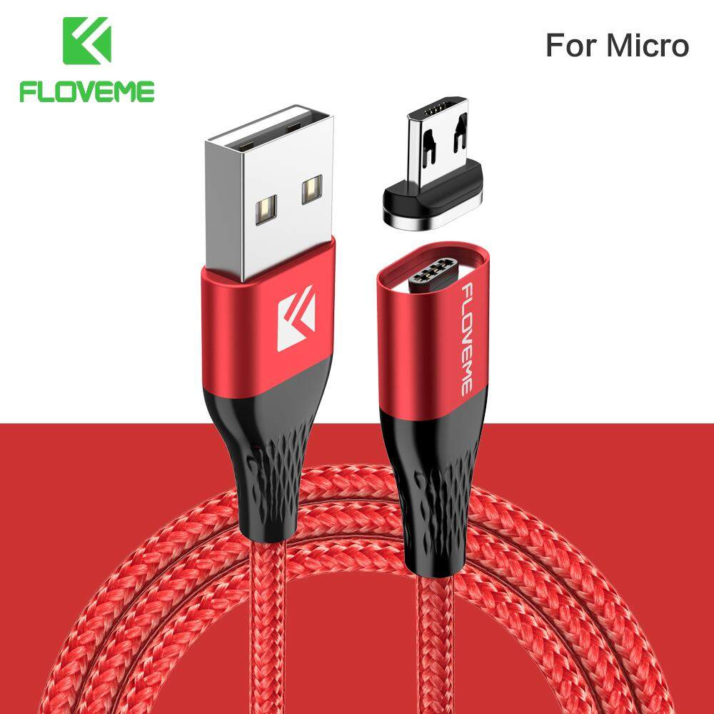 Cellphones & Telecommunications Mobile Phone Cables Floveme 3a Magnetic Usb Cable Type C Micro Usb Cable For Iphone 1m Fast Charging Wire Nylon Led Magnetic Charger Data Cord Cabo With The Most Up-To-Date Equipment And Techniques