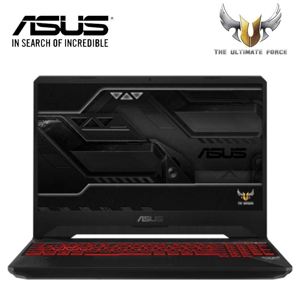 Asus TUF FX505G-DBQ231T 15.6 FHD Gaming Laptop (i5-8300H, 4GB, 1TB, GTX1050 4GB, W10) Malaysia