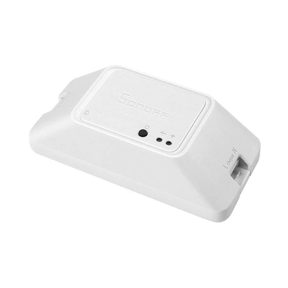 Sonoff RFR3 Thông Minh Điều Khiển RF RM 433 MHz Công Tắc 100-240V DIY EweLink Ứng Dụng Tự Động Hóa Các Tác Phẩm Có Giọng Nói điều Khiển Nhà