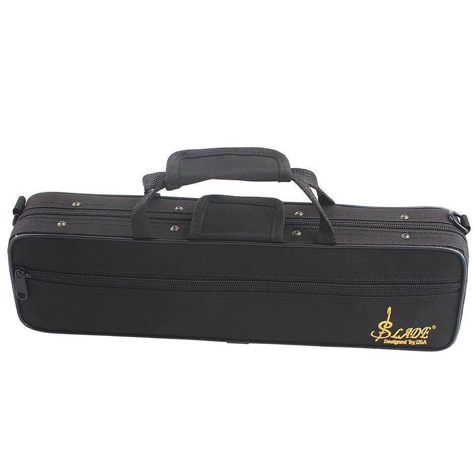 ขายร้อนกล่องขลุ่ยกระเป๋ากีตาร์กล่องใส่กระเป๋าเป้สะพายหลังกันน้ำ 600d โฟมบุผ้าฝ้ายสายคล้อง By Befubulus.