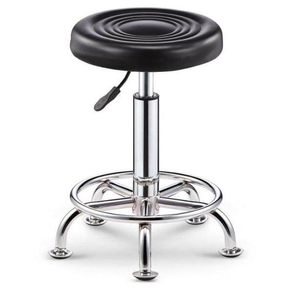 2019 Hot Sale New European lifting Rotation Bar Chair Beauty Chair Back Stool Rotating Lift Bar Stool High Stool