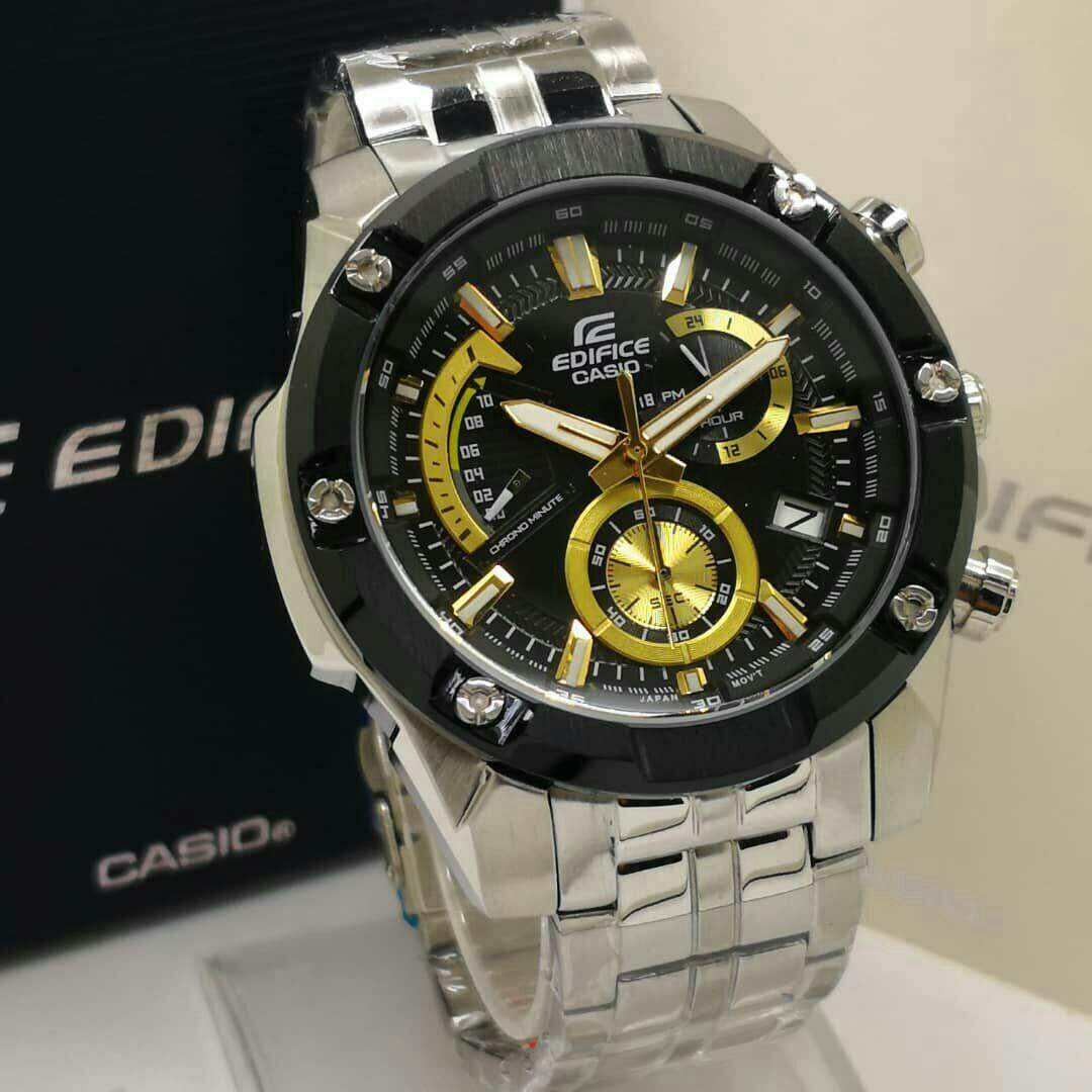 SPECIAL PROMOTION CASIO EDIFICE_EFR STAINLESS STEEL WATCH FOR MEN Malaysia