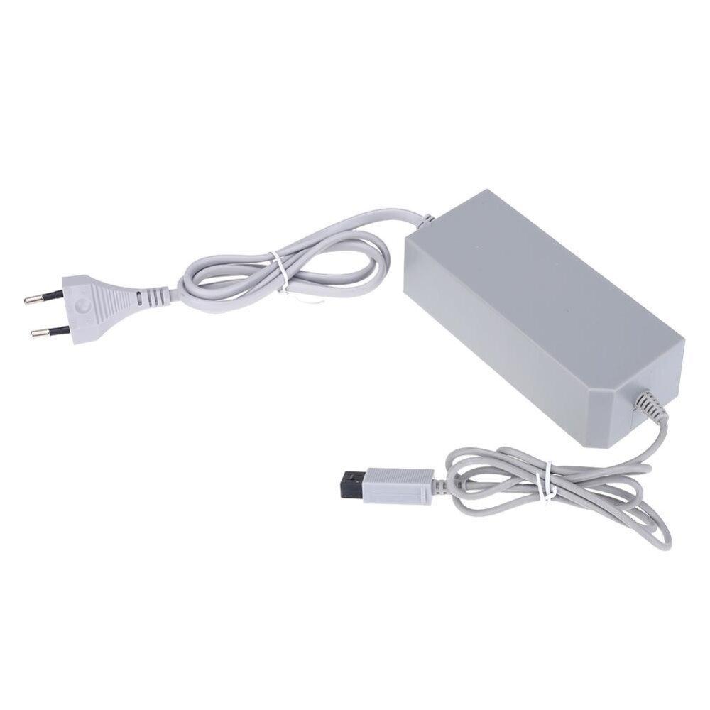 Giá Phích Cắm EU Bộ Chuyển Đổi Nguồn điện Sạc dành cho Nintendo Wii Tay Cầm Chơi Game