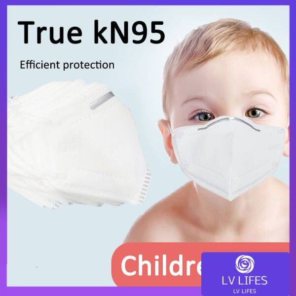 [In Stock]Kids 5 Layers Face Protection Anti Haze Dust Sheild Anti-dust Respirator Mouth for Children