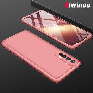 Ốp Điện Thoại NIWINEE Cho Realme 7 Realme 7 Pro Realme 7i, Ốp Lưng Điện Thoại Nhựa Cứng Siêu Mỏng 3 Trong 1 Bảo Vệ Toàn Diện 360 thumbnail