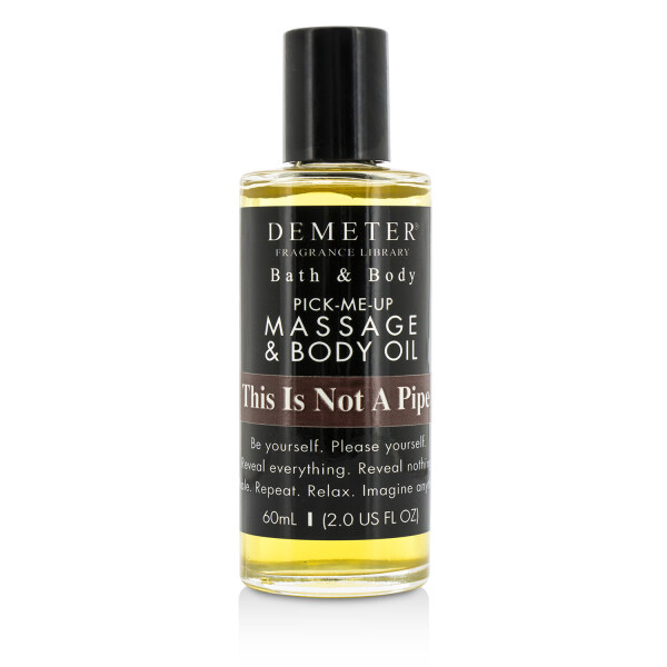 Buy DEMETER - This Is Not A Pipe Massage & Body Oil 60ml/2oz Singapore
