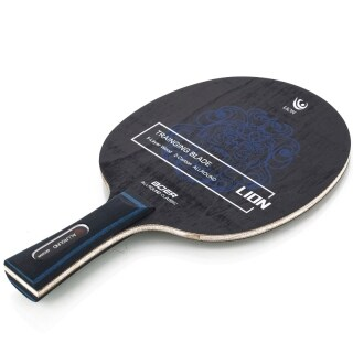BOER Ping Pong Racket Long Grip Lightweight Carbon Fiber & Aryl Group Fiber Table Tennis Blade 7 Ply Table Tennis Blade thumbnail