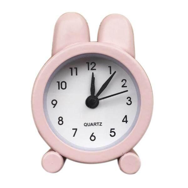 Nơi bán Bloomyshop đồng hồ báo thức nhỏ kim loại dễ thương sáng tạo Đồng hồ báo thức điện tử nhỏ