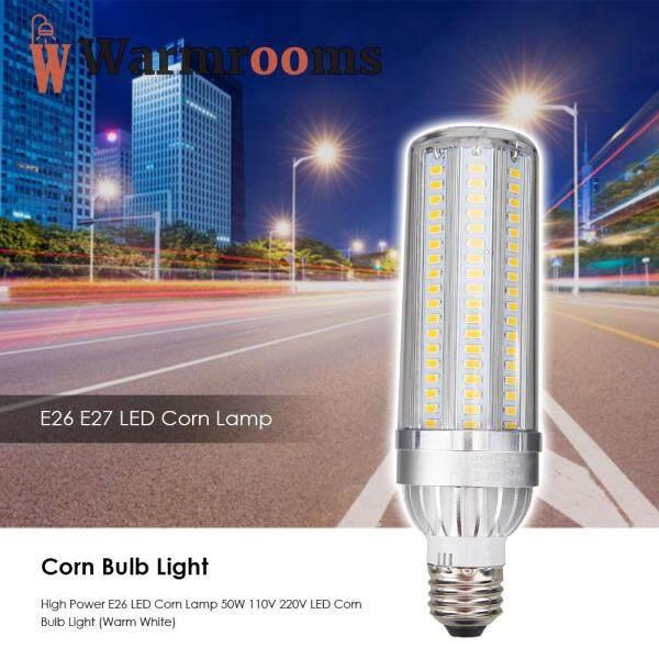 Bóng Đèn LED Ngô 110V 220V Đèn Ngô E26 E27 Điện Cao, Làm Mát Ấm Trắng Cho Phòng Khách