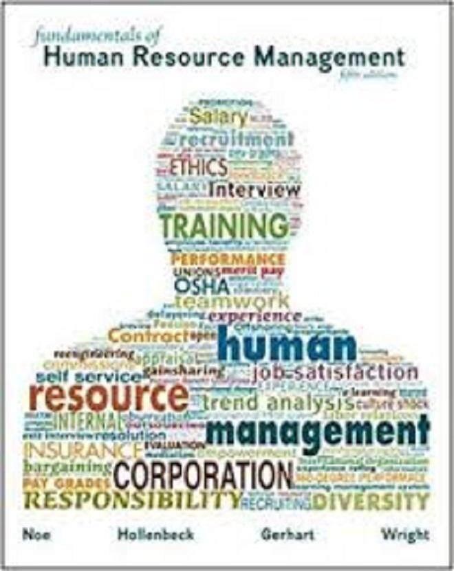 HUMAN RESOURCE MANAGEMENT AT WORK / MARCHINGTON / - ISBN: 9780078112614
