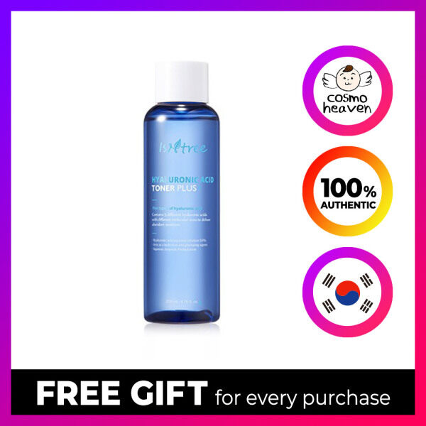 Buy Isntree Hyaluronic Acid Toner Plus 200ml Singapore