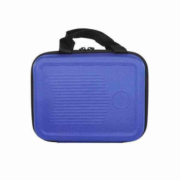 Kalimba Case Thumb Piano Bag Shockproof Waterproof Storage Bags for Kalimba Musicial Instrument Accessory (Blue) Malaysia