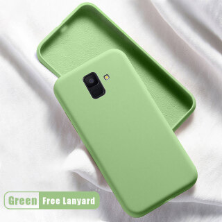Ốp điện thoại silicon mềm chống sốc dành cho Samsung Galaxy J8 2018 J6 2018 J6 plus 2018 thumbnail