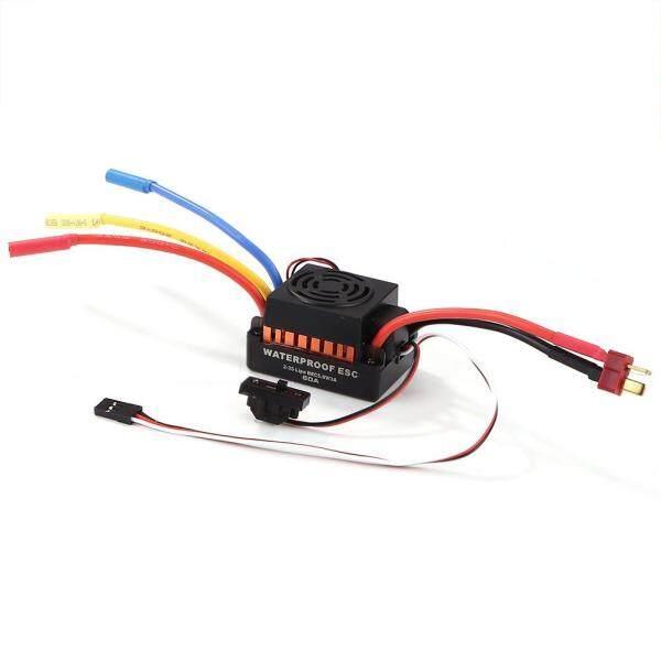 「winnereco」60A Waterproof Brushless Motor Brushless Speed Controller Sensorless ESC