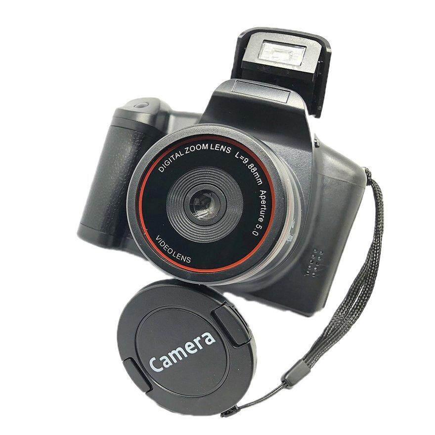 GOOD XJ05 Digital Camera SLR 4X Digital Zoom 2.8 inch Screen 3mp CMOS Max 12MP Resolution HD 720P TV OUT Support PC Video