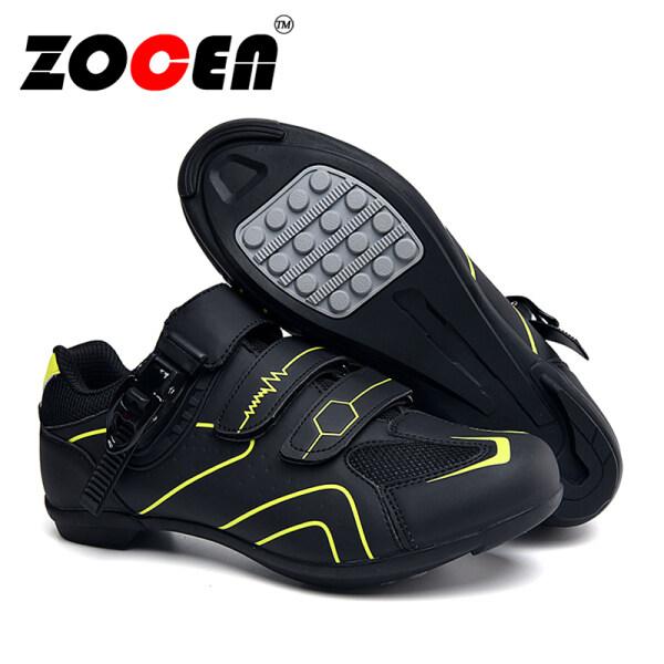 Giày thể thao nam đế bán cao su thích hợp hoạt động ngoài trời đi xe đạp chống thấm nước chống trượt chất liệu thoáng khí Zocen