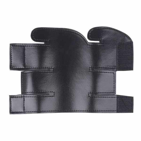 Trumpet Valve Guard PU Leather Protective Sleeve Protector for Trumpet Black (Standard) Malaysia