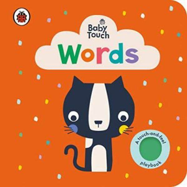 Ladybird Baby Touch and Feel Playbook: Words Malaysia