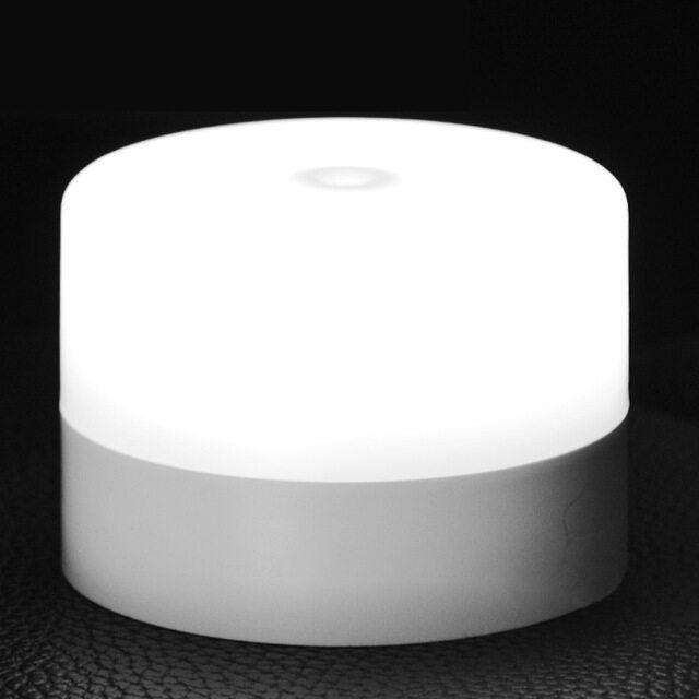 Led Rechargeable Portable USB Night Light Wireless Baby Nursery Kids Bedside