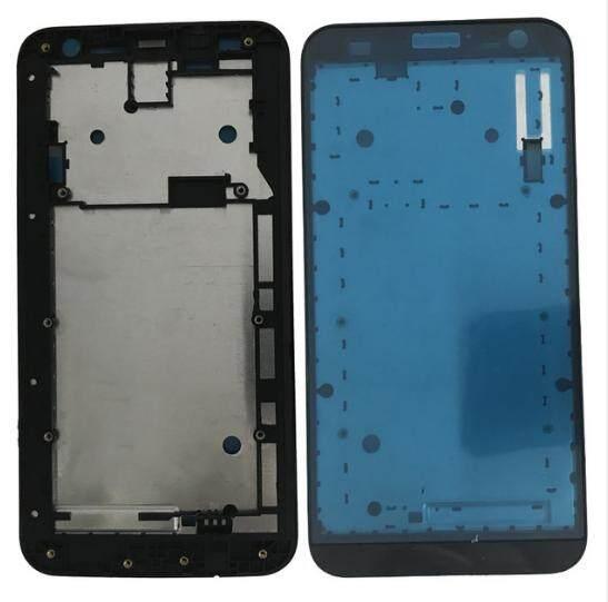 Middle Frame untuk Asus Zenfone 2 Laser ZE550KL Bingkai Bezel LCD Perumahan Mid Pelat Bagian Perbaikan 5.5 Inch