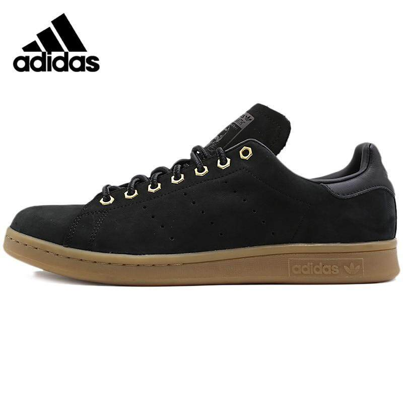 Original New Arrival Adidas_STAN_SMITH WP Unisex Skateboarding Shoes Sneakers