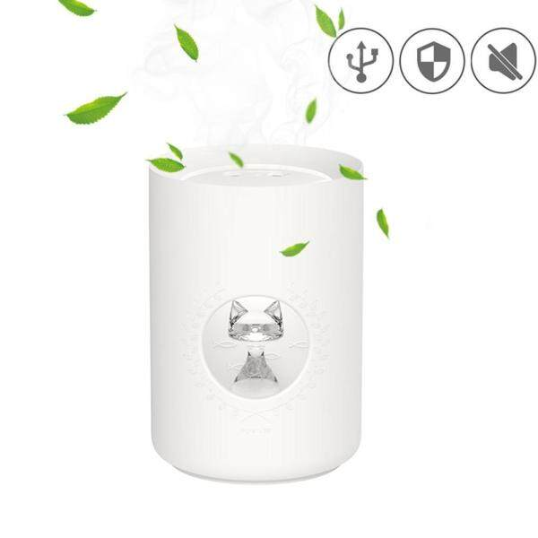 leegoal USB Mini Desktop New Dual Spray Large Capacity Intermittent Timing Humidifier Singapore