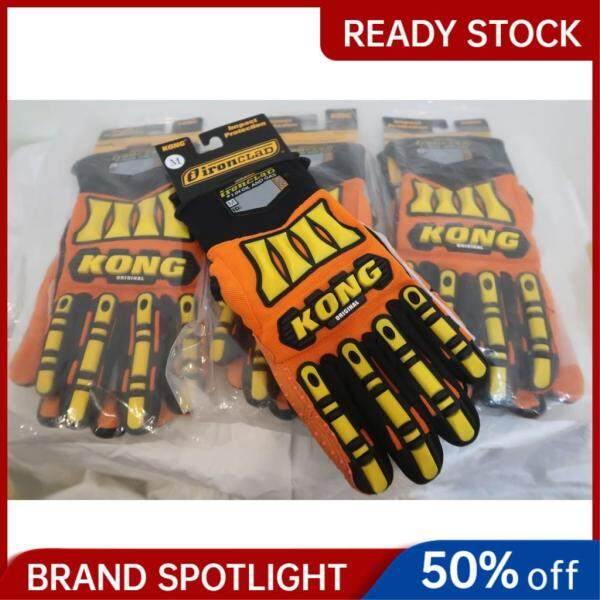Kong Ironclad - Impact Glove Oil And Gas