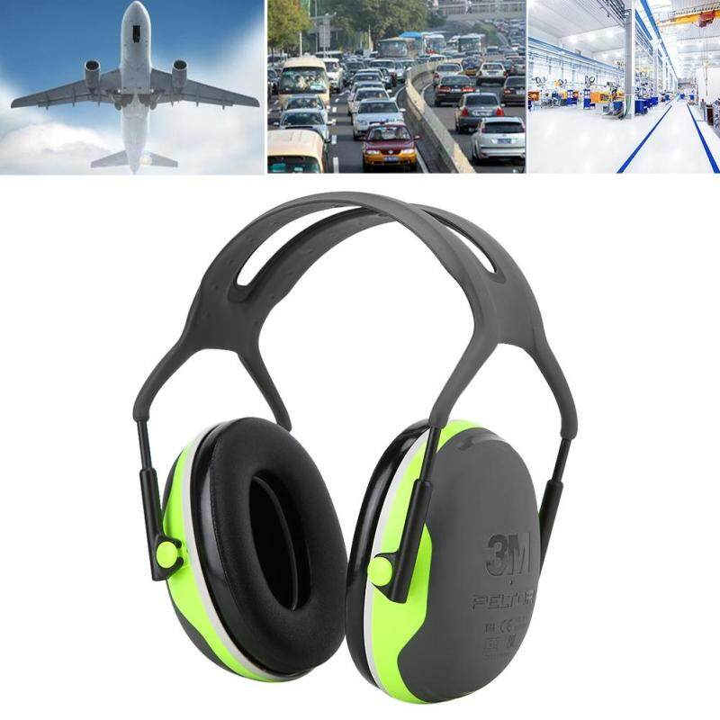 (Gold Certified Qianmei)27dB Professional Ear Muff Sound Sleep Noise Reduction Ears Hearing Protection