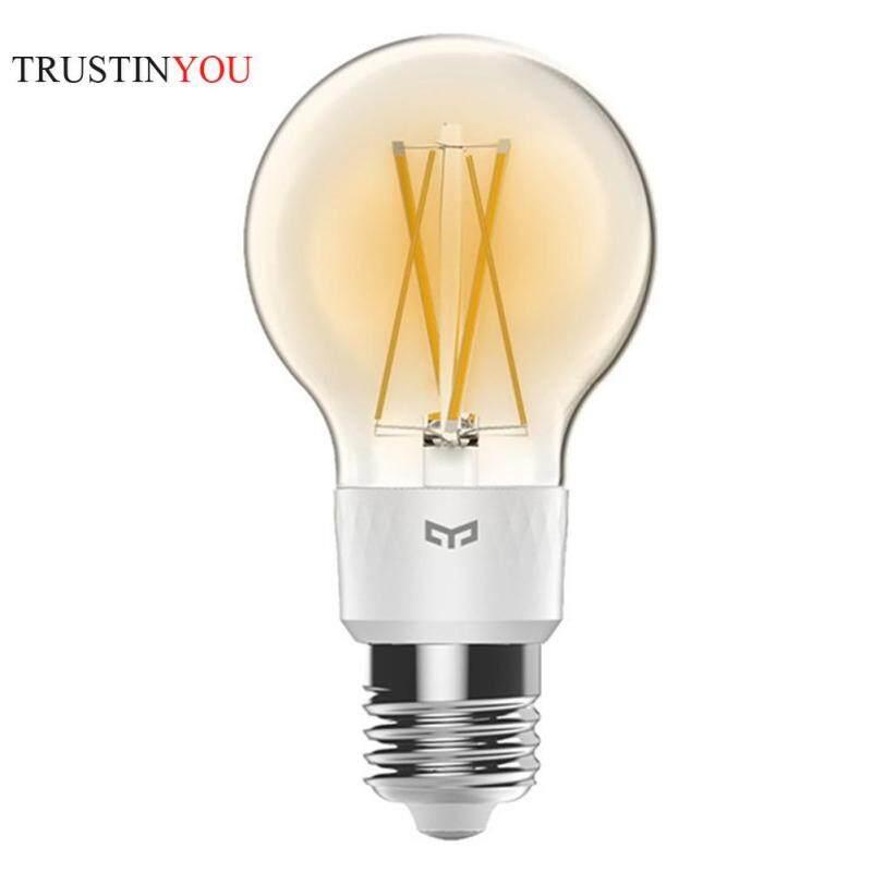 Thiết Kế Tinh Tế Đèn LED Thông Minh Dây Tóc Hoài Cổ Ánh Sáng 2700K Có Thể Điều Chỉnh Bóng Đèn Thông Minh Ứng Dụng Điều Khiển