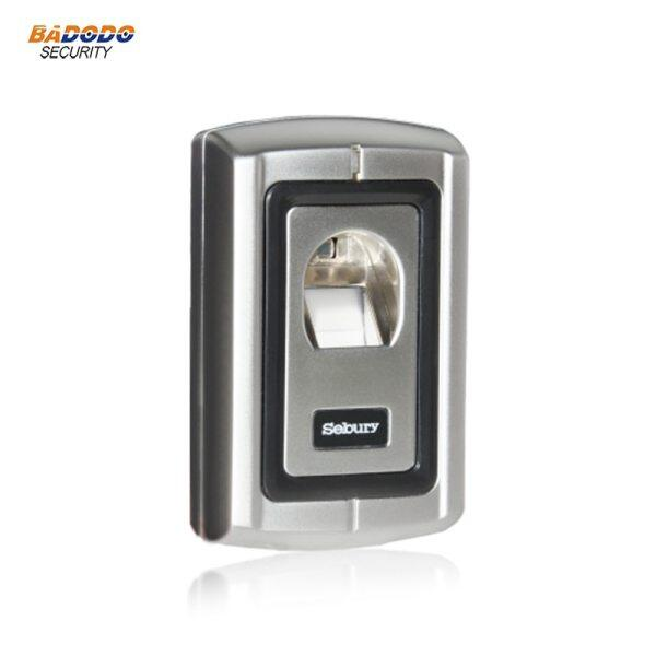 1000 users Sebury F007EM-II Metal case waterproof Fingerprint Standalone Access Control 125KHz ID card reader (replace F007-II)