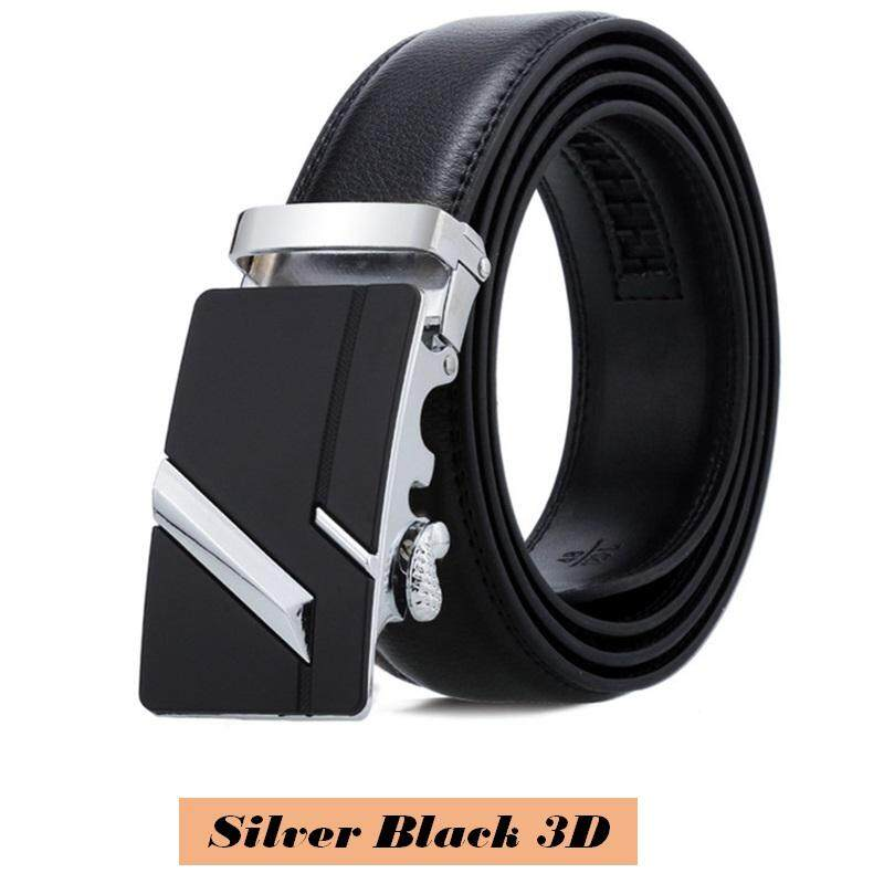 Apparel Accessories Reasonable Cowather Cow Genuine Leather Men Belt Cowhide Belt For Men Metal Fashion Automatic Buckle Male Strap High Quality Male Waistband