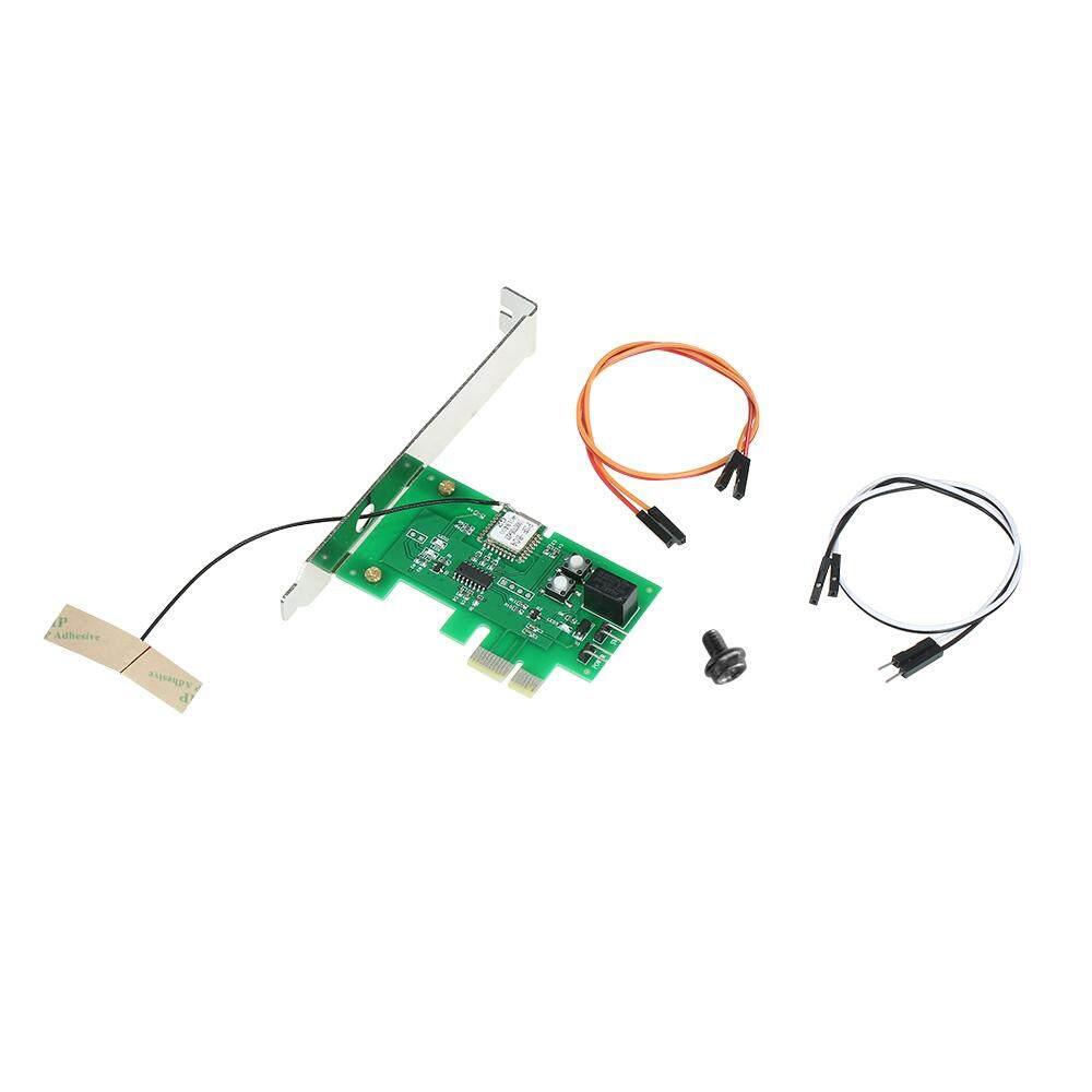 EweLink Mini PCI-E Máy Tính Điều Khiển Từ Xa Thẻ W-IFi Wi-Fi Reless Công Tắc Thông Minh Module Relay Wir -Eless Khởi Động Lại Công Tắc Bật/Tắt Máy Tính Khởi Động Thẻ Dành Cho Nhà Thông Minh