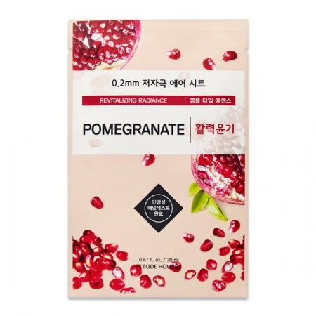 Etude House 0.2 Therapy Air Mask (Strawberry) - 20ml