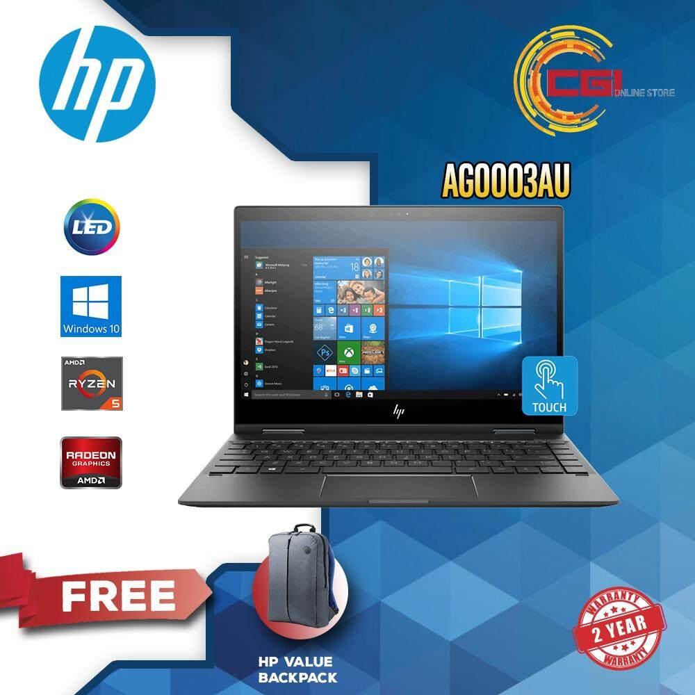 HP ENVY X360 - 13-AG0003AU 13.3 Notebook - 4KT89PA Malaysia