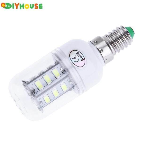 (Sẵn Sàng) Đèn LED Thông Minh IC 220V-240V E14 SMD 5730 Ngô Bóng Đèn, Ánh Sáng Trắng