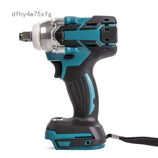 DFHY 18V 1/2  520Nm Impact Wrench Brushless Cordless Drill For Makita Battery