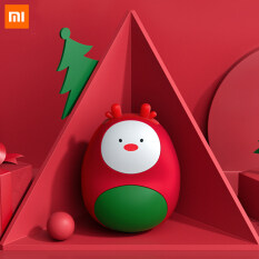 Xiaomi Mijia Cooperation Brand Urallife Mini Cute Warmer Hand Warmers Long-Life Portable Winter Body Handy Warmer USB Rechargeable Mini Pocket Hand Heater For Christmas Gift For Girls Children