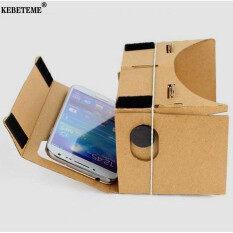 Kebeteme Chất Lượng Cao Tự Làm Nam Châm 3D Cho Kính Thực Tế Ảo VR Điện Thoại Di Động Kính Ngắm 3D Cho Màn Hình 5.0 Trò Chơi Phim 3D