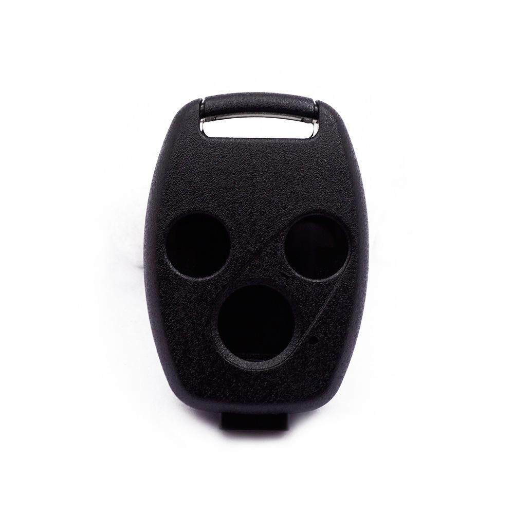 XYSJStore 3 Buttons Remote Car Key Shell Case Replacement, Remote Key Fob  Shell Case Cover for Honda Accord/Civic/CR-V/Fit/CITY