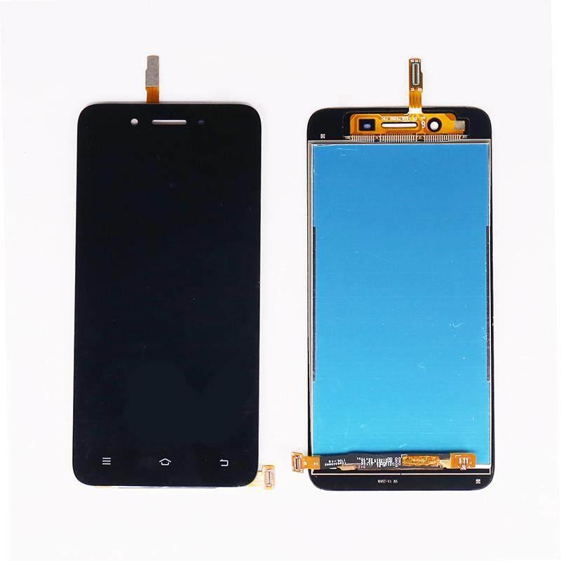 100% Alat Pengubah Digital LCD Asli untuk Vivo Y53 Sentuh Display Digitizer Sensor Kaca Depan Perakitan + Alat Perbaikan Gratis